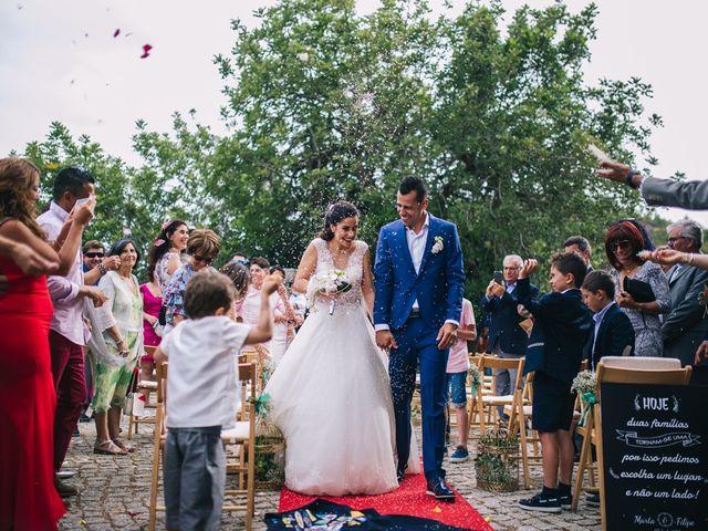 O casamento de Filipe e Marta em Monchique, Monchique 28
