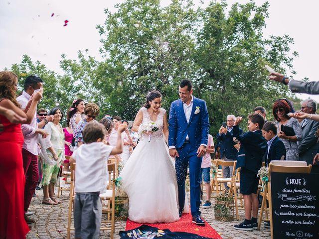 O casamento de Filipe e Marta em Monchique, Monchique 29