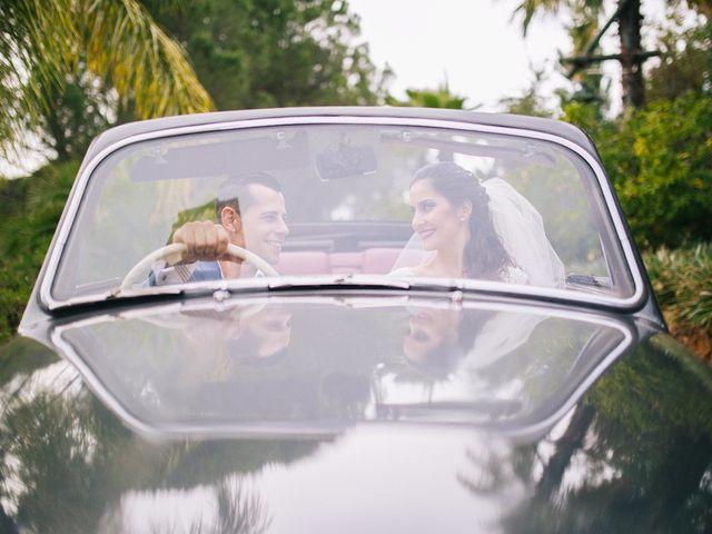 O casamento de Filipe e Marta em Monchique, Monchique 37
