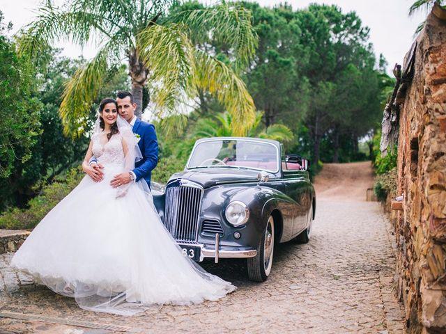O casamento de Filipe e Marta em Monchique, Monchique 38