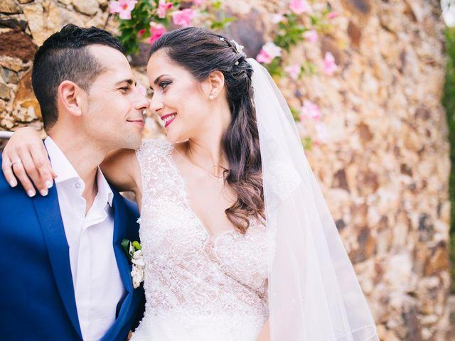 O casamento de Filipe e Marta em Monchique, Monchique 39