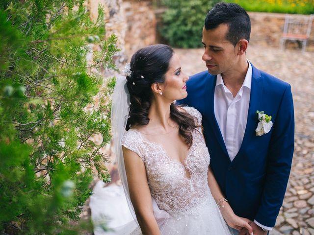 O casamento de Filipe e Marta em Monchique, Monchique 40
