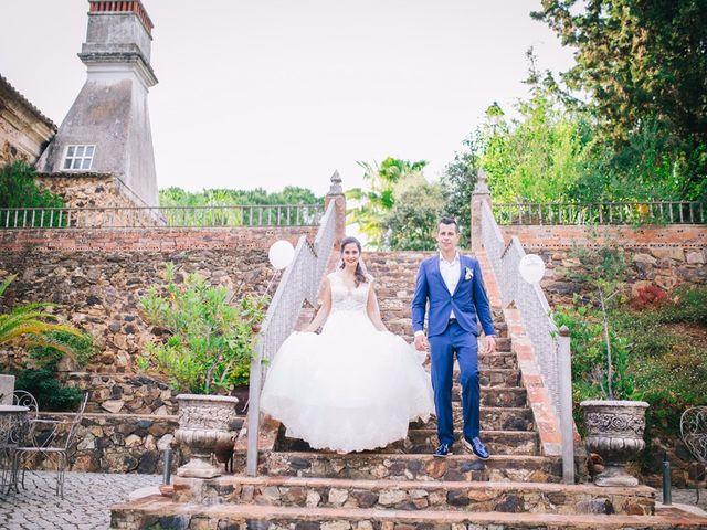 O casamento de Filipe e Marta em Monchique, Monchique 41