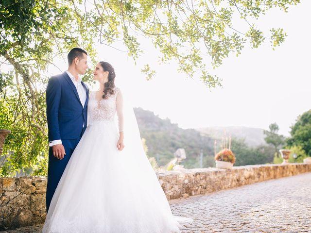 O casamento de Filipe e Marta em Monchique, Monchique 42