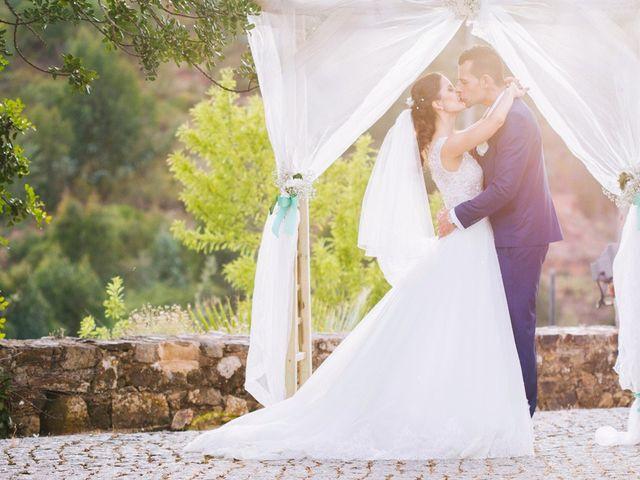 O casamento de Filipe e Marta em Monchique, Monchique 44