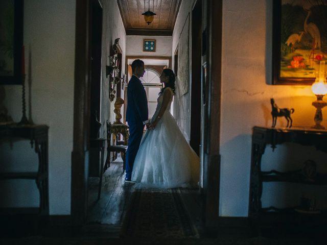 O casamento de Filipe e Marta em Monchique, Monchique 45