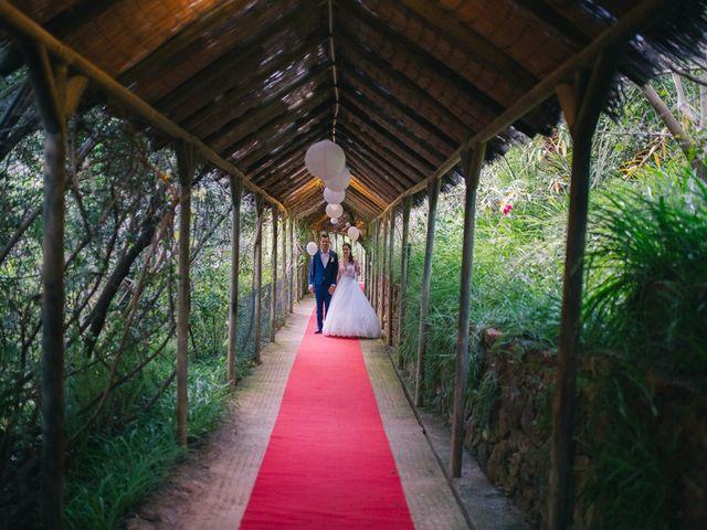 O casamento de Filipe e Marta em Monchique, Monchique 46