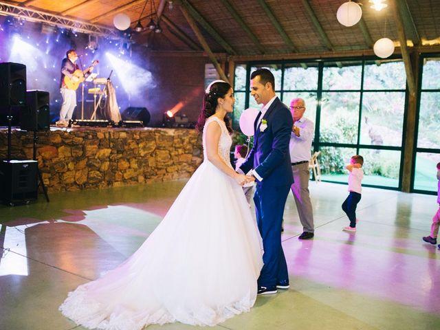 O casamento de Filipe e Marta em Monchique, Monchique 49