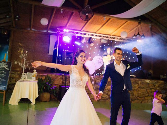 O casamento de Filipe e Marta em Monchique, Monchique 50