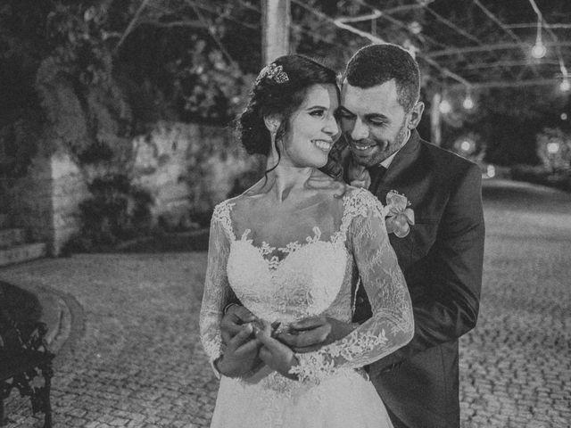 O casamento de Alda e José