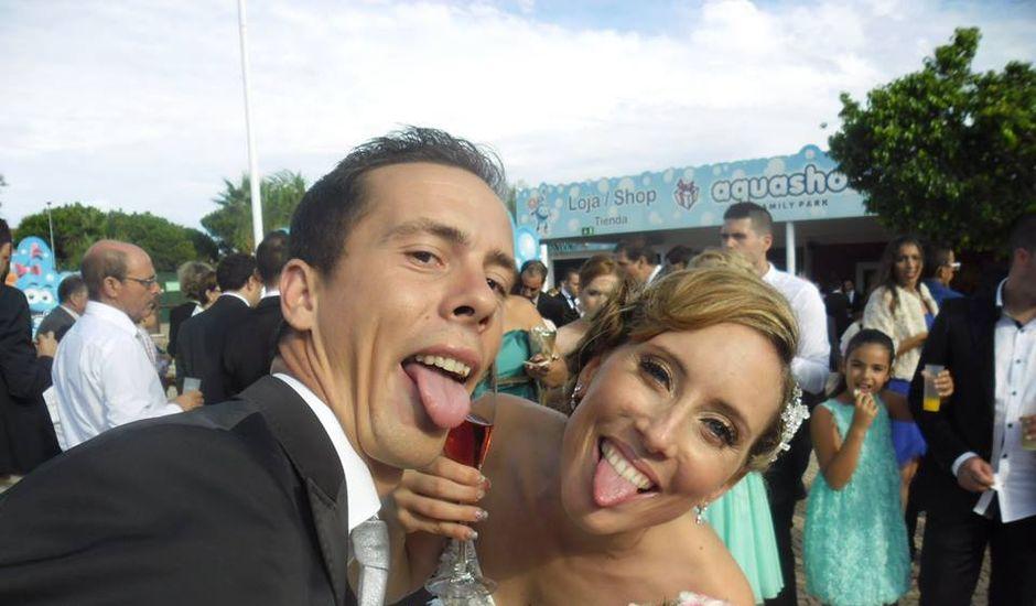 O casamento de Pedro e Diana em Quarteira, Loulé