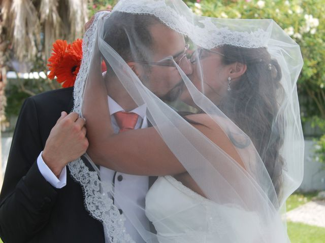 O casamento de Teresa e Miguel