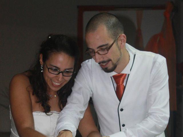 O casamento de Miguel e Teresa em Amadora, Amadora 8