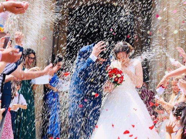 O casamento de Melanie e José