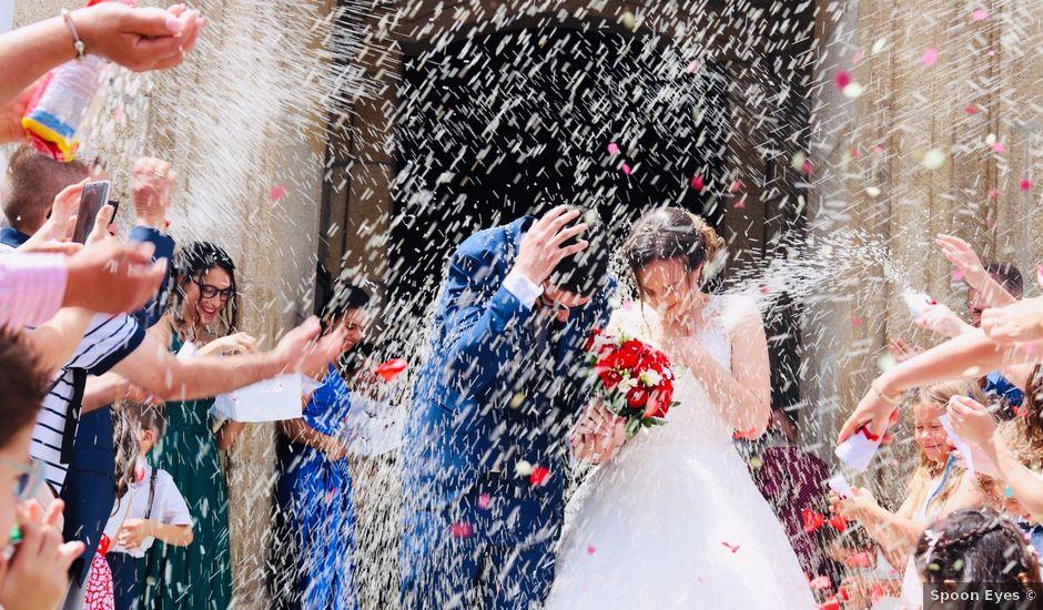 O casamento de José e Melanie em Viseu, Viseu (Concelho)