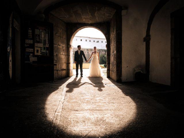 O casamento de Romeu e Alexandra em Proença-a-Nova, Proença-a-Nova 1