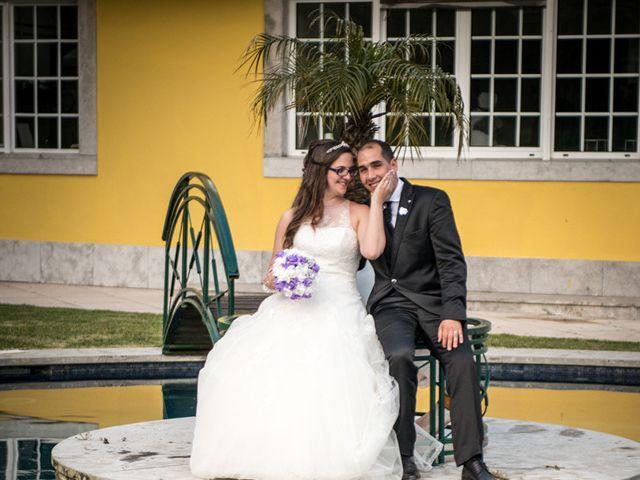 O casamento de Ricardo e Marisa em Sintra, Sintra 1