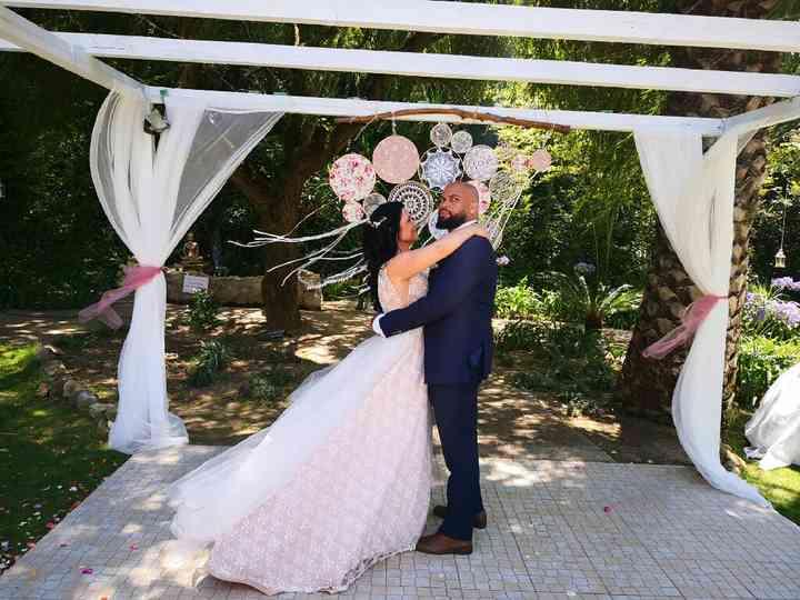 O casamento de Sónia e Mauro