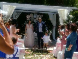 O casamento de Sónia e Mauro 1