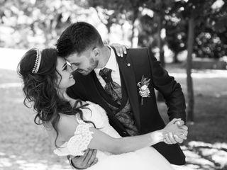 O casamento de Flávia e Pierre