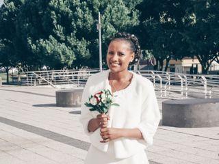 O casamento de Eunice e Fredi 1