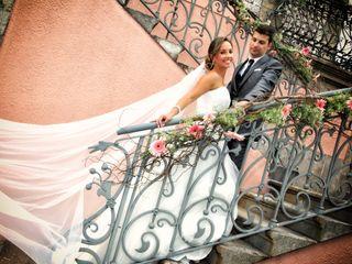 O casamento de Silvia e Vasco