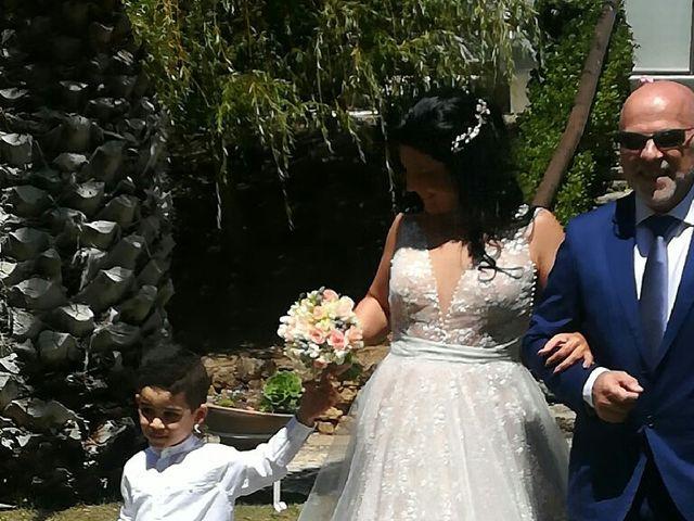 O casamento de Mauro e Sónia em Almargem do Bispo, Sintra 8