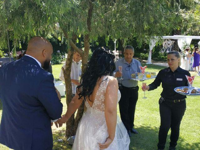 O casamento de Mauro e Sónia em Almargem do Bispo, Sintra 2