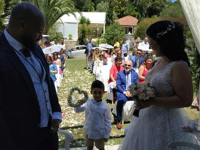 O casamento de Mauro e Sónia em Almargem do Bispo, Sintra 12