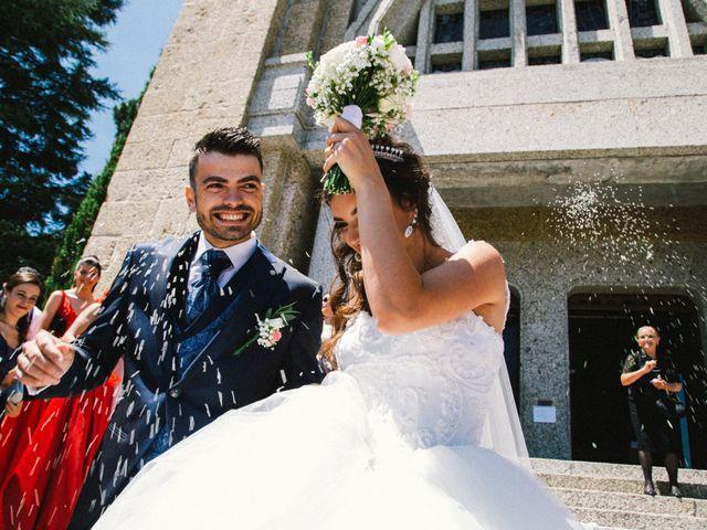 O casamento de Pierre e Flávia em Guimarães, Guimarães 1