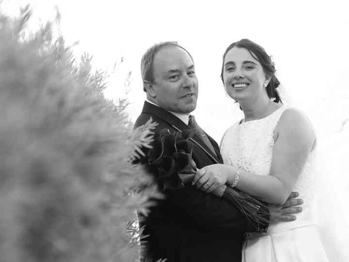 O casamento de Cláudia e Pedro