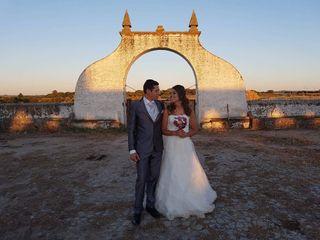O casamento de Cristiana e Luís Carlos