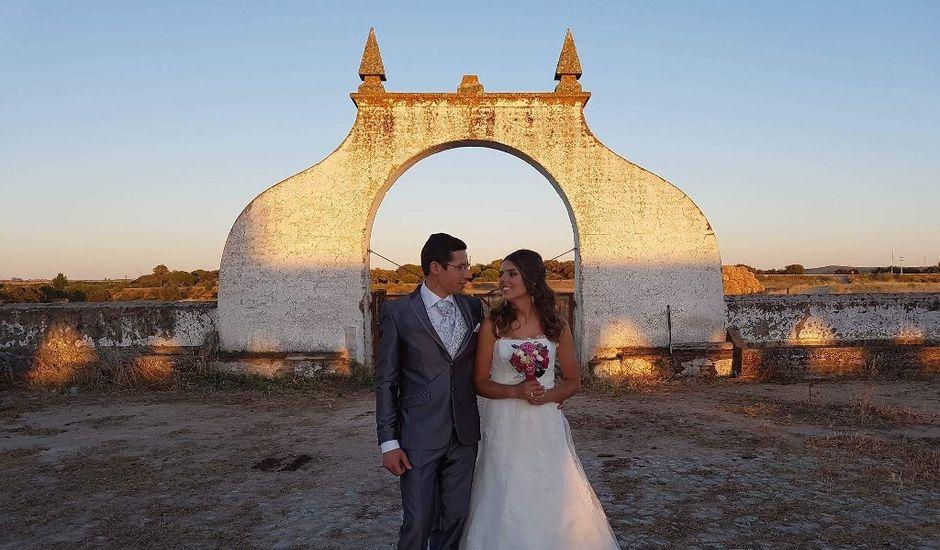 O casamento de Luís Carlos e Cristiana em Évora, Évora (Concelho)