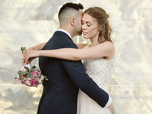 O casamento de Tatiana e Gil