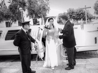 O casamento de Evita e André 1