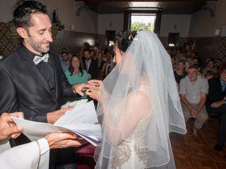 O casamento de Evita e André 2