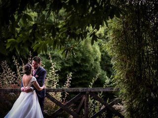 O casamento de Edite e Tony