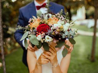O casamento de Nair e Miguel