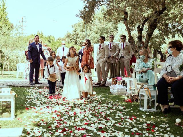 O casamento de Miguel e Nair em Fátima, Ourém 66