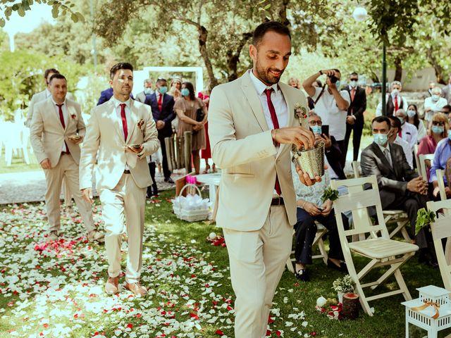 O casamento de Miguel e Nair em Fátima, Ourém 75