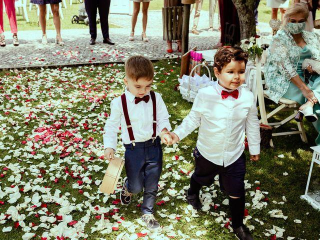 O casamento de Miguel e Nair em Fátima, Ourém 81
