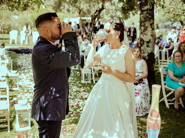 O casamento de Miguel e Nair em Fátima, Ourém 90