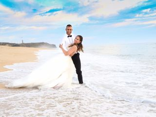 O casamento de Yolanda e Vitor