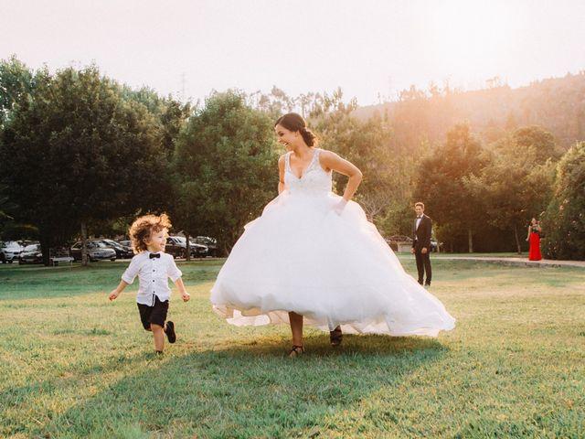 O casamento de Fernando e Manuela em Paredes, Paredes 7