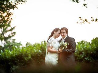 O casamento de Ana e Telmo