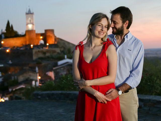 O casamento de Luís e Clara em Évora, Évora (Concelho) 7