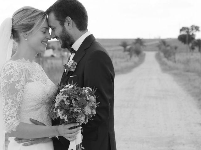 O casamento de Clara e Luís