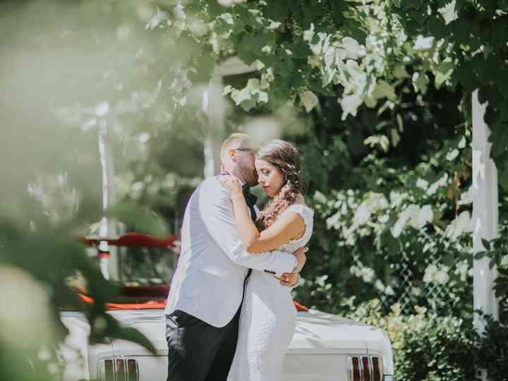 O casamento de Libânia e Ivo