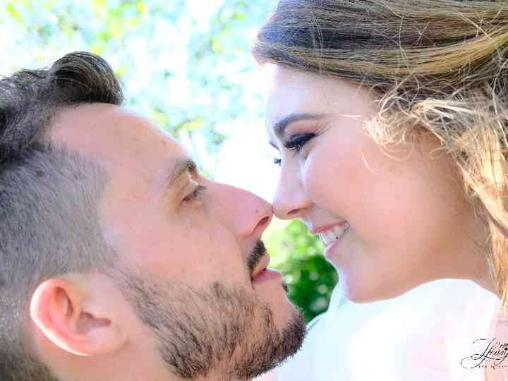 O casamento de Inês e Pedro