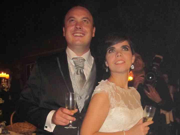 O casamento de Bruna e Licínio